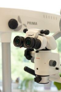 Mikroskopická stomatologie